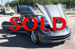 2014 Chevrolet Corvette Stingray Coupe 2LT Only 16k Miles!